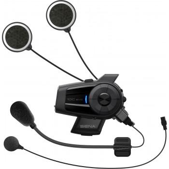 фото 2 Мотогарнитуры и переговорные устройства Мотогарнитура Sena 10C EVO Single Pack