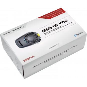 фото 3 Мотогарнитуры и переговорные устройства Мотогарнитура Sena SMH5-FM-UNIV Single Pack