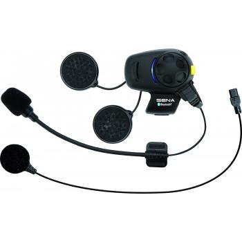 фото 6 Мотогарнитуры и переговорные устройства Мотогарнитура Sena SMH5-FM-UNIV Single Pack