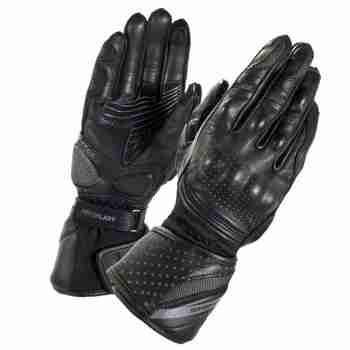 фото 1 Мотоперчатки Мотоперчатки Shima Monde Black M