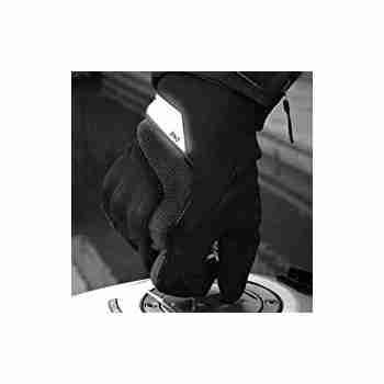 фото 4 Мотоперчатки Мотоперчатки Shima One Black XL