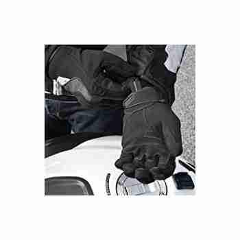 фото 4 Мотоперчатки Мотоперчатки Shima One Black 2XL