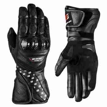 фото 1 Мотоперчатки Мотоперчатки Shima Prospeed Black M