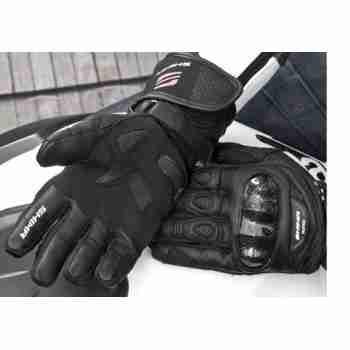 фото 5 Мотоперчатки Мотоперчатки Shima Prospeed Black M