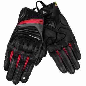 фото 1 Мотоперчатки Мотоперчатки Shima Rush Black-Red S