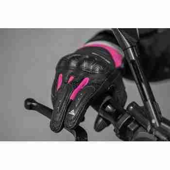 фото 3 Мотоперчатки Мотоперчатки Shima Rush Lady Black M