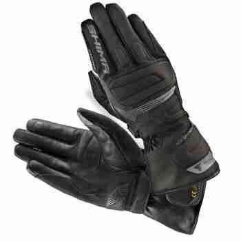 фото 1 Мотоперчатки Мотоперчатки Shima Touringdry Black M