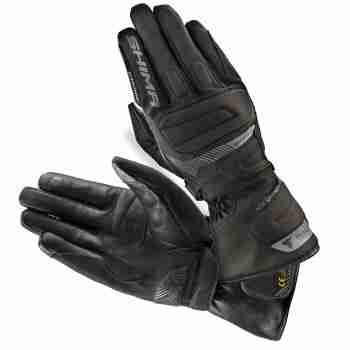 фото 1 Мотоперчатки Мотоперчатки Shima Touringdry Black XL