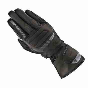 фото 3 Мотоперчатки Мотоперчатки Shima Touringdry Black XL