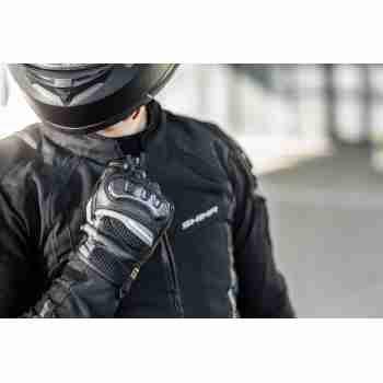фото 4 Мотоперчатки Мотоперчатки Shima X-Breeze 2 Black M