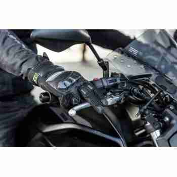 фото 5 Мотоперчатки Мотоперчатки Shima X-Breeze 2 Black M