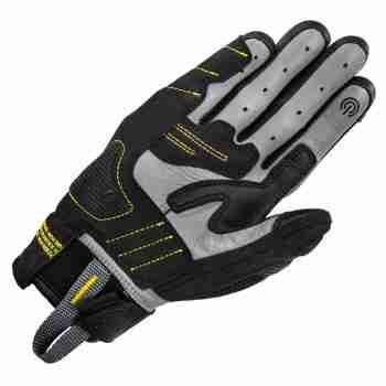 фото 3 Мотоперчатки Мотоперчатки Shima X-Breeze 2 Black M