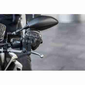 фото 6 Мотоперчатки Мотоперчатки Shima X-Breeze 2 Black M