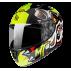 фото 5 Мотошлемы Мотошлем MT Targo Crazydog Yellow XL