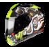 фото 5 Мотошлемы Мотошлем MT Targo Crazydog Yellow M