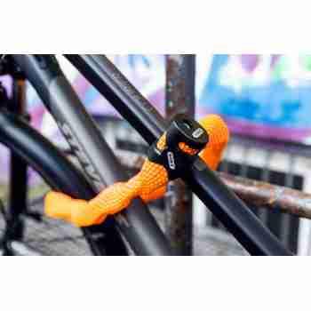 фото 9 Мотозамки Мотозамок ABUS 7210/85 Ivera Chain Sparkling Orange