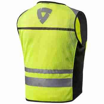 фото 2 Светоотражающие жилеты Жилет светоотражающий REVIT Vest Athos Air 2 XL
