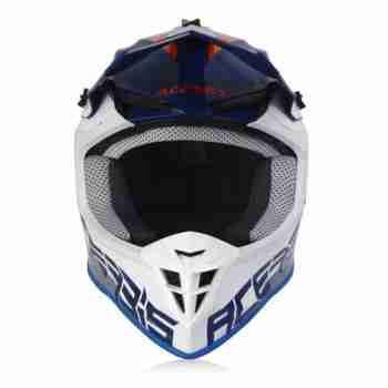 фото 2 Мотошлемы Мотошлем Acerbis Linear Blue-White XL