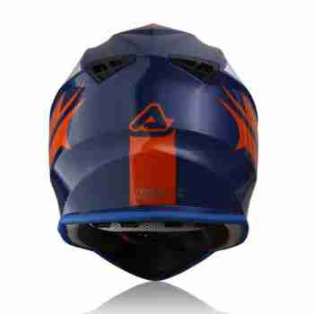 фото 4 Мотошлемы Мотошлем Acerbis Linear Blue-White XL