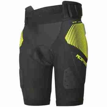 фото 1 Защитные  шорты  Мотошорты компрессионные Acerbis Soft Rush Black-Yellow S