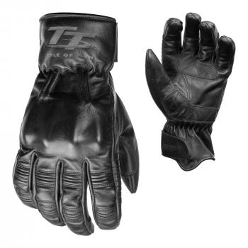 фото 1 Мотоперчатки Мотоперчатки RST IOM TT Hillberry CE Mens Black 2XL