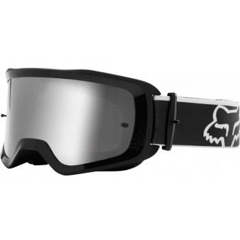 фото 1 Кроссовые маски и очки Мотоочки FOX Main II Oktiv Spark Goggle Black, Mirror Lens