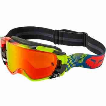 фото 1 Кроссовые маски и очки Мотоочки FOX Vue Mawlr Spark Goggle Miscellaneous, Mirror Lens