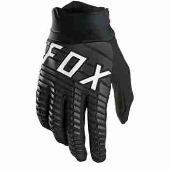 фото 1 Мотоперчатки Мотоперчатки FOX 360 Black L (10)