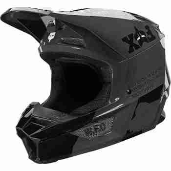 фото 1 Мотошлемы Мотошлем FOX V1 Mips Illmatik Black XXL