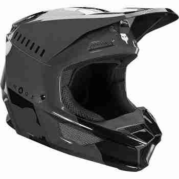 фото 2 Мотошлемы Мотошлем FOX V1 Mips Illmatik Black S