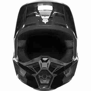 фото 4 Мотошлемы Мотошлем FOX V1 Mips Illmatik Black S