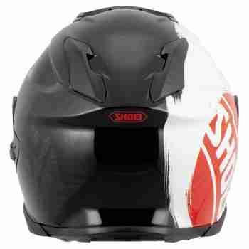 фото 2 Мотошлемы Мотошлем SHOEI GT-AIR II Emblem TC-1 Black-White-Red S
