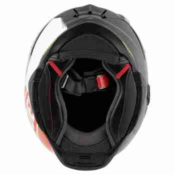фото 5 Мотошлемы Мотошлем SHOEI GT-AIR II Emblem TC-1 Black-White-Red XL