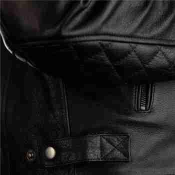 фото 6 Мотокуртки Мотокуртка кожаная RST Matlock CE Black 50