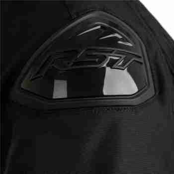 фото 4 Мотокуртки Мотокуртка кожаная RST Tractech Evo 4 CE Black-Black 54