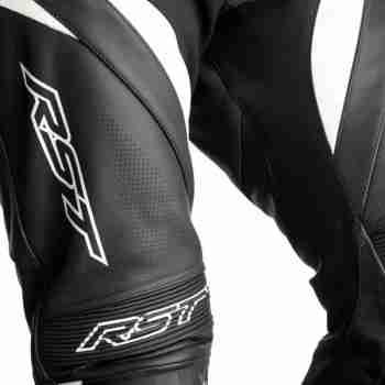 фото 4 Мотоштаны Мотоштаны кожаные RST Tractech Evo 4 CE Jean Black-Black 30