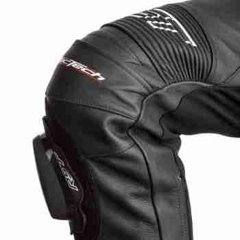 фото 4 Мотоштаны Мотоштаны кожаные RST Tractech Evo 4 CE Jean Black-Black 32