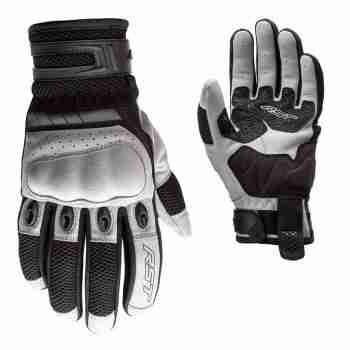 фото 1 Мотоперчатки Мотоперчатки RST Ventilator-X CE Silver-Black S