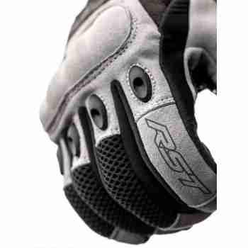 фото 3 Мотоперчатки Мотоперчатки RST Ventilator-X CE Silver-Black S