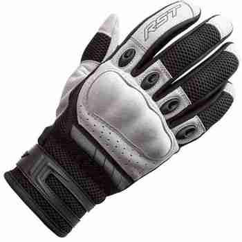 фото 5 Мотоперчатки Мотоперчатки RST Ventilator-X CE Silver-Black S