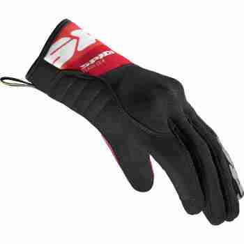 фото 2 Мотоперчатки Мотоперчатки Spidi FLASH-KP Black-Red 2XL