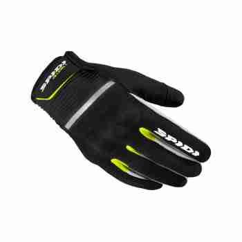 фото 1 Мотоперчатки Мотоперчатки синтетические Spidi FLASH CE Black-White L