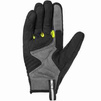 фото 3 Мотоперчатки Мотоперчатки синтетические Spidi FLASH CE Black-White L