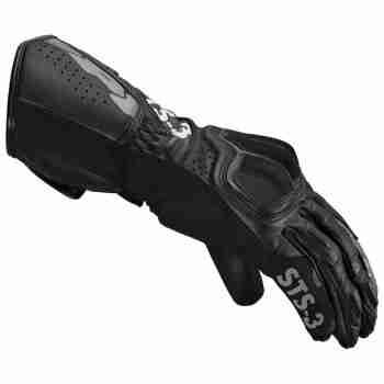 фото 2 Мотоперчатки Мотоперчатки Spidi STS-3 Black L