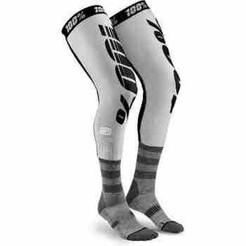 фото 1 Носки Мотоноски Ride 100% REV Knee Brace Performance Moto Grey L/XL