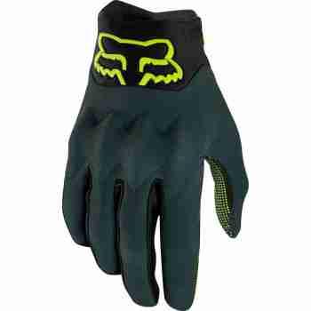 фото 1 Мотоперчатки Мотоперчатки зимние FOX Defend Fire Green M(9)