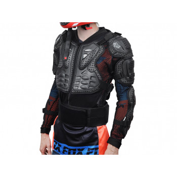 фото 2 Моточерепахи Моточерепаха FOX Titan Sport Jacket Black L