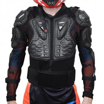 фото 1 Моточерепахи Моточерепаха FOX Titan Sport Jacket Black L
