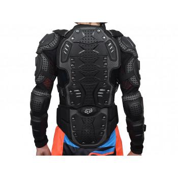 фото 3 Моточерепахи Моточерепаха FOX Titan Sport Jacket Black L