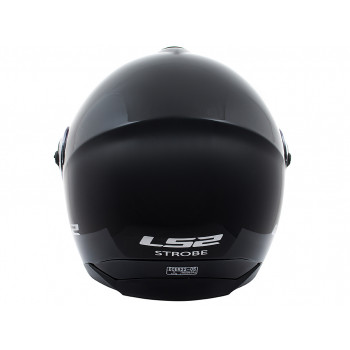 фото 2 Мотошлемы Мотошлем LS2 FF325 Strobe Black Gloss M